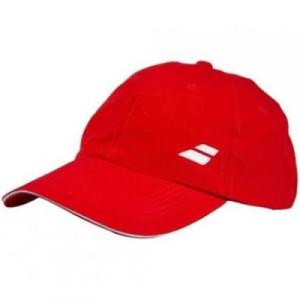 gorra-roja-babolat-logo-blanco-padel-padel5