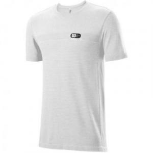 Camiseta-Wilson-Bela-Seamless-Crew-blanco